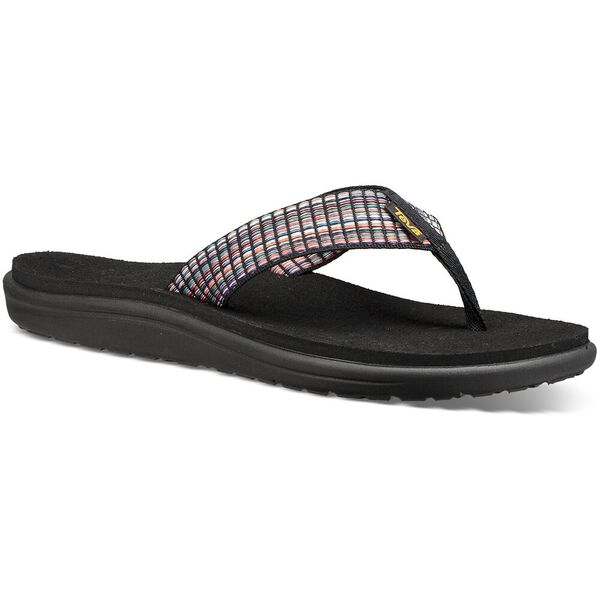 WOMEN'S VOYA FLIP, BAR STREET MULTI BLACK, hi-res