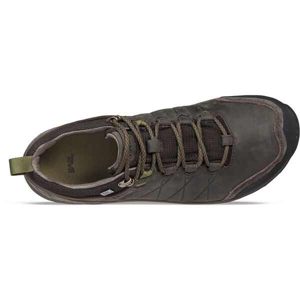 MEN'S ARROWOOD RIVA WATERPROOF, BLACK OLIVE, hi-res