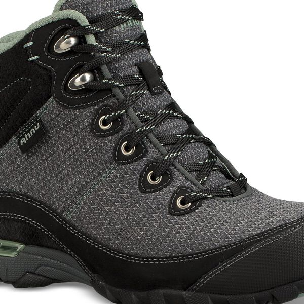 WOMEN'S SUGARPINE II WATERPROOF BOOT, BLACK / GREEN BAY, hi-res