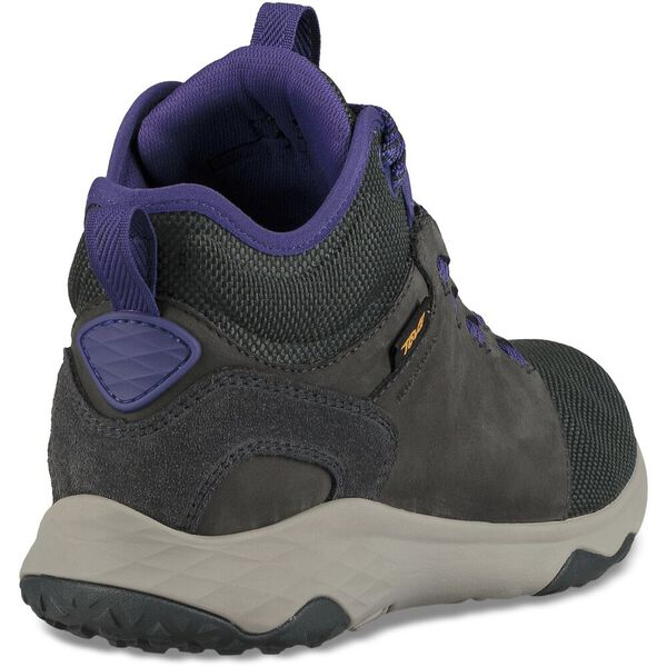 WOMEN'S ARROWOOD VENTURE MID WATERPROOF, DARKEST SPRUCE, hi-res