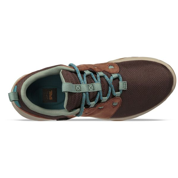 WOMEN'S ARROWOOD VENTURE WATERPROOF, BROWN, hi-res