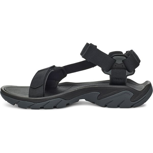 MEN'S TERRA FI 5 UNIVERSAL, BLACK/GREY, hi-res