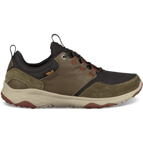 MEN'S ARROWOOD VENTURE WATERPROOF, DARK OLIVE, hi-res