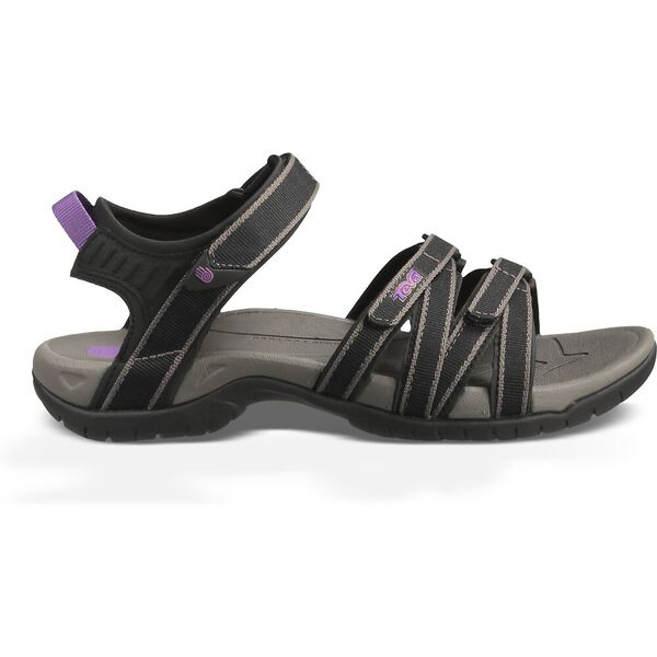 WOMEN'S TIRRA, BLACK/GREY, hi-res