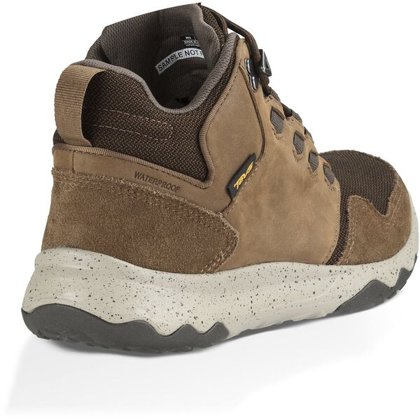 MEN'S ARROWOOD MID WATERPROOF, BISON, hi-res