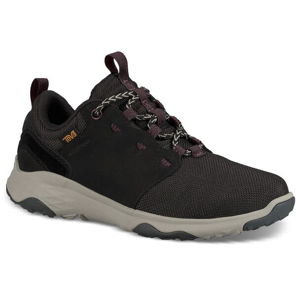 WOMEN'S ARROWOOD VENTURE WATERPROOF, BLACK, hi-res