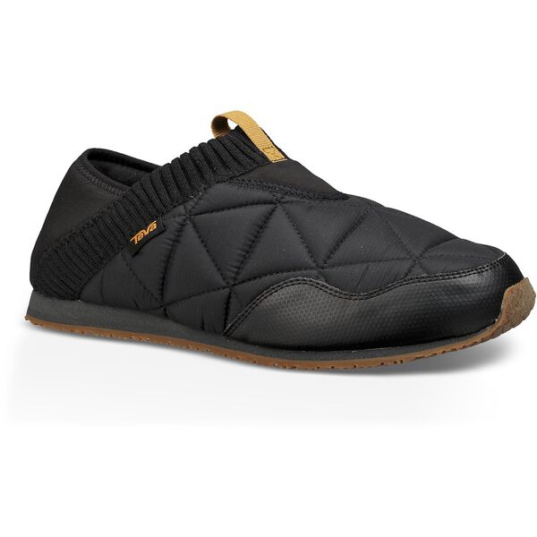 MEN'S EMBER MOC, BLACK, hi-res